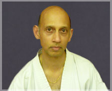 Taekwondo instructor: Dr A Shah BSc, PhD