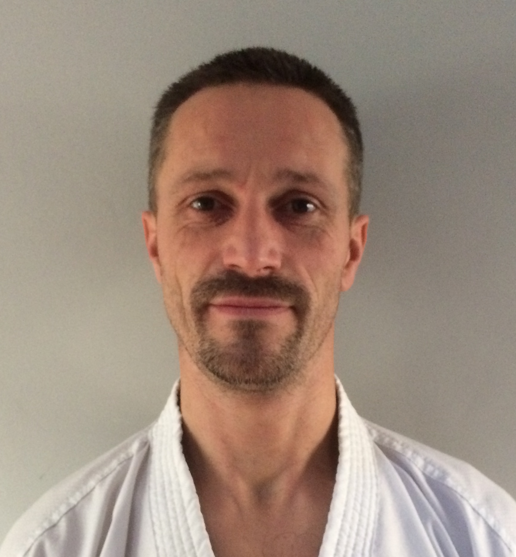 Taekwondo instructor: Mr C Hourican