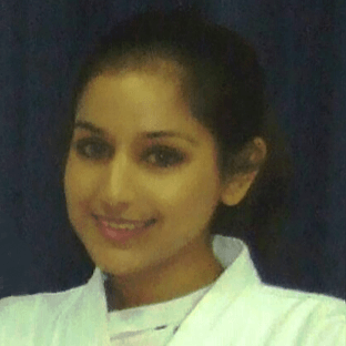 Taekwondo instructor: Miss H Chhokar